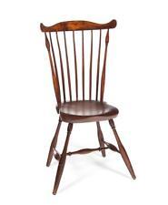 American Fanback Windsor Side Chair. Lot 412