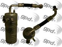 Air gl Four Seasons A//C Accumulator for 1994-1995 GMC K3500 5.7L 6.5L 7.4L V8