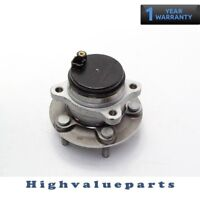 512497 Rear Wheel Bearing and Hub Assembly for 2014 2015 2016 Ford Fusion FWD