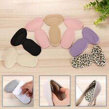 1Paar Weiches Silikon Gel High Heel Liner Grip Kissen Schutz Fußpflege Schuh Pad