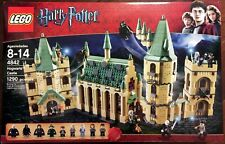 HOGWARTS CASTLE - 4th Edition, Lego 4842, Harry Potter, New and Factory Sealed