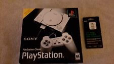 sony play station play station mini console