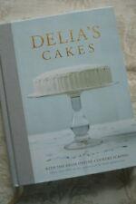 Delia's Cakes by Delia Smith British England Scones Cake Book
