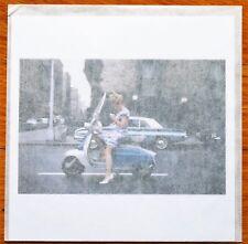 "SIGNED - JOEL MEYEROWITZ - VESPA NEW YORK CITY 1965 - LTD 6"" x 6"" APERTURE PRINT"