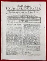 Saint Valéry sur Somme en 1791 Saint Domingue Haïti Desilles Nancy  Papillon