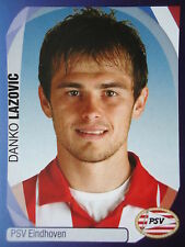Panini 311 Danko Lazovic PSV Eindhoven UEFA CL 2007/08