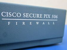 Cisco PIX 506 Firewall Security Appliance sans PSU & Power Lead