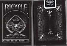 Shadow Masters Playing Cards - USPCC - Ellusionist - Bicycle