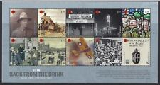 """NEW ZEALAND 2018 WWI """"BACK FROM THE BRINK"""" MINIATURE SHEET UNMOUNTED MINT, MNH"""