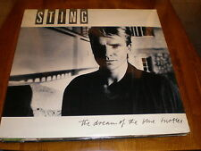 Sting LP The Dreams Of The Blue Turtle SEALED