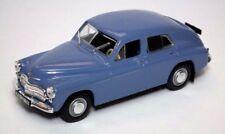 Russian,Polish eastern Block cars,Warszawa M20 (1957)+ Free Display case