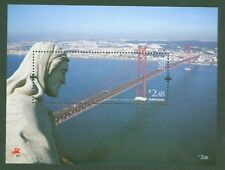 Portugal 2009 - Cristo Rei Statue - Tejo Brücke Lissabon - Block 282 postfrisch
