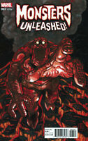 Monsters Unleashed #3 Variant Marvel