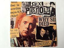 Sex Pistols 1980's Vintage Sticker