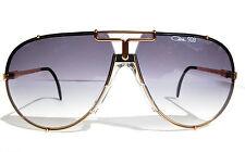 Cazal Vintage Sunglasses - NOS - Model 908 - Col. 302 - Gold & Black