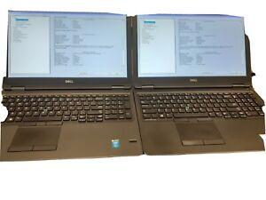 2 Dell Latitude E5550 15.6in. (500GB, Intel Core i5 5. Gen, 2.3GHz, 8GB)