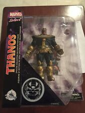 Disney Store Thanos Action Figure by Marvel Select - 7''NEW! FAST FREE SHIPPING