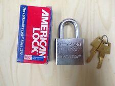 American Lock Padlock Series 5260 Padlock With 2 Keys Ka Or Kd