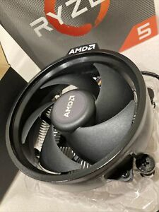 NEW AMD Ryzen 5 Wraith Thermal Solution Cooler Fan for 1500X 1600 2600X 3600X