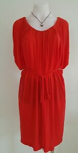 COUNTRY ROAD Beautiful RED DRESS, S /8, Worn Once in Excellent Condition $49.00