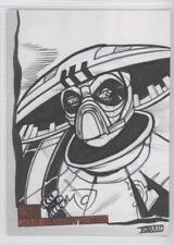 2010 Sketch Cards #RIUC Rich Molinelli (Embo) Embo Non-Sports Card 3i3