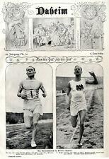 Das Nurmi-Sportfest im Berliner Stadion Titelbatt von 1926