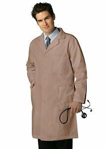 "Adar Universal 39"" Scrub Lab Coat with Inner Pockets"