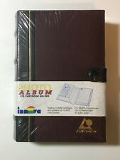 APS Advanced Photo System Cartridge Holder Photo Album New