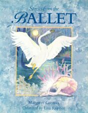 Stories from the Ballet - Margaret Greaves Book DANCE KIDS