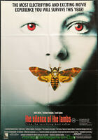 The Silence of the Lambs 11X17 Movie Poster Hopkins Foster