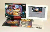 Time Slip SNES Super Nintendo Complete CIB AUTHENTIC & Tested GREAT CONDITION!