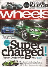 Wheels Apr 10 HSV Clubsport DS3 F10 5 Series TT RS Cayman S R36
