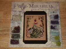 "Mirabilia MD93 ""LADY OF THE MIST"" Pattern & Required Beads NORA CORBETT"