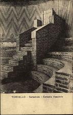 Torcello Italien Italia AK ~1920/30 laguna morta Cattedrale Vescovile Kathedrale