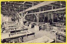 cpa Rare NEDERLAND GRONINGEN Meubelfabriek J.A. HUIZINGA USINE MEUBLES PAYS BAS