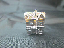Dollhouse Miniature Unfinished Metal Doll's Dollhouse