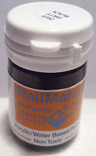 RailMatch 2419  Matt Black - General Colour - Acrylic Paint - 18ml Pot