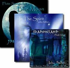 BUY ALL 3 ALBUMS AND SAVE!!! JOHN DE BOER FLUTE MUSIC