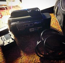 Sony handycam hdr-xr150/ Preowned, Great Condition