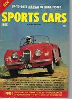 1955 Sports Cars Magazine Aston Martin, Austin Healey, Porsche, Corvette FAIR