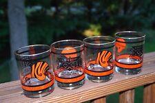 4 Heavy Cincinnati Bengals Super Bowl XXIII Tumblers