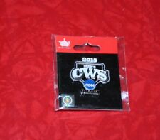 2015 COLLEGE WORLD SERIES CWS OMAHA HAT PIN NEW