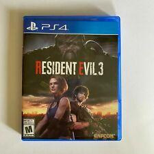 Resident Evil 3 PS4 NEW