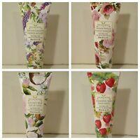 Orchard & Vine Lavender Coconut Vanilla Strawberry Shea Hand Cream Body Lotion