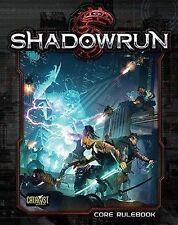 Shadowrun Core Rulebook by Catalyst Game Labs (Hardback, 2013)