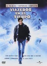 Viajeros en el Tiempo: Primera Temporada En Español Latino (3-DVD SET)