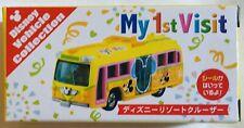 Tomica Tokyo Disney Resort Vehicle Collection My 1st Visit Cruiser Bus