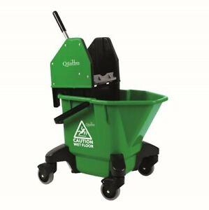 SYR TC20 - Large Kentucky Mop System Bucket & Wringer 20 ltr