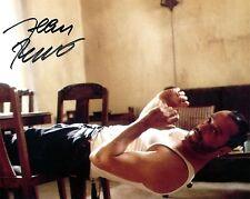 Jean Reno signed 8x10 Leon The Professional photo / autograph