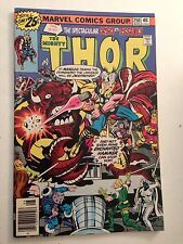The Mighty Thor #250/Bronze Age Marvel Comic Book/Len Wein & Mangog/VF